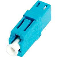 Image of Camplex LC to LC Single Mode Simplex Fiber Optic Coupler, 100-Pack