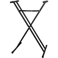 Image of Casio ARDX Deluxe Double Brace and Height Adjustable Keyboard Stand
