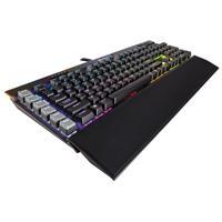 Image of Corsair K95 RGB PLATINUM Mechanical Gaming Keyboard, CHERRY MX Speed, Gunmetal
