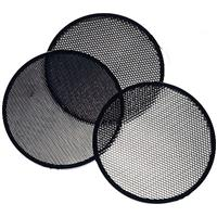"Comet 40-08B Honeycomb Grid Set with Three 9"" Grids in 24, 40, and 60 Degrees. Product image - 860"