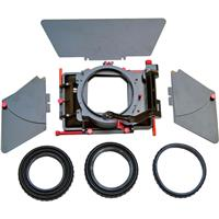 Image of Came-TV DSLR Rigs ABS 4x4 Matte Box for A7S/7D/5D2/5D3 Camera