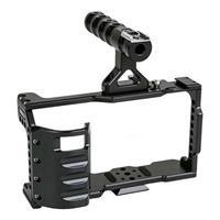 Image of Came-TV 4K Basic Cage with Grip for Blackmagic Pocket Cinema Camera