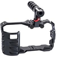 Image of Came-TV 4K Plus Cage with Grip and Rod Base for Blackmagic Pocket Cinema Camera