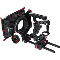 Image of Came-TV Sony A7S Rigs with Mattebox Follow Focus