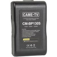 Came-TV 130Wh V Mount Battery for Video Cameras and Lights