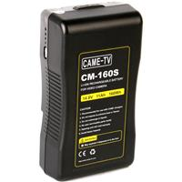 Came-TV 160Wh V Mount Battery for Video Cameras and Lights