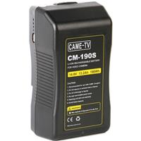 Came-TV 190Wh V Mount Battery for Video Cameras and Lights