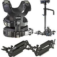 Came-TV 5.5-33lbs Pro Camera Steadicam Video Carbon Stabilizer