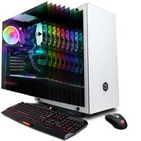CyberPowerPC Gamer Xtreme GXI11160CPG Gaming Desktop Computer, Intel Core i7-9700K 3.6GHz, 16GB RAM, 2TB HDD + 240GB SSD, NVIDIA GeForce RTX 2080 Ti 11GB, Windows 10 Home