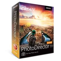 Image of CyberLink PhotoDirector 11 Ultra for PC & Mac, DVD and Download Code