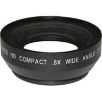 Century Optics Compact .8x HD Wide Angle 72mm Screw-on Converter Lens, with Hood. Product image - 128