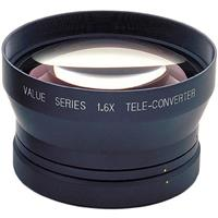 Century Optics 1.6x Tele Converter for the Panasonic AG-DVX100 Video Camcorder, Bayonet Mount Product image - 350