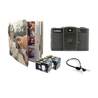 Lomography Kompakt Automat LC-A+ 35mm Camera Kit with 32mm f/2.8 Lens Product image - 702