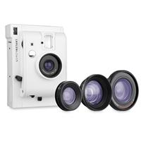 Lomography Lomo'Instant Camera with 3x Lenses, White