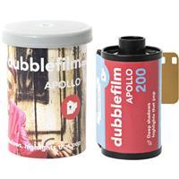 Image of dubblefilm Apollo 200 Color Negative Film, 35mm Roll Film, 36 Exposures
