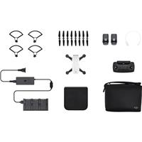 Image of DJI DJI Spark Mini Drone Fly More Combo, Remote Controller Included, Alpine White
