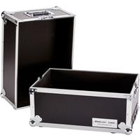 Image of Deejay LED Fly Drive Case for 100 LP Records with Wheels