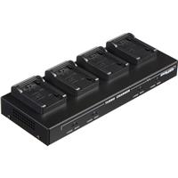 Image of Dolgin Engineering Four Position Battery Charger for Sony NP-FZ100 Battery Pack