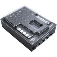 Decksaver Cover for Mixars Duo and Duo MKII DJ Scratch Mixers, Smoked/Clear