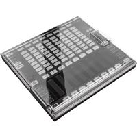 Image of Decksaver Cover for Native Instruments Maschine Jam Controller, Smoked/Clear