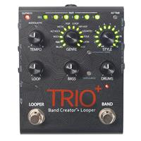 Image of DigiTech TRIO+ Band Creator Pedal with Built-In Looper