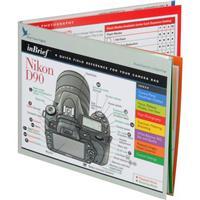 Blue Crane inBrief Quick Field Reference Cards for the Nikon D90 Digital Camera.