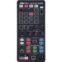 Datavideo MCU-100J Handheld Multi-Camera Controller for JVC Camcorders