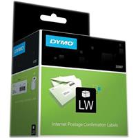 Image of Dymo LabelWriter Internet Postage Confirmation Labels, 100 Pack
