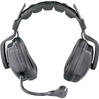 Eartec Ultra Double-Ear Heavy-Duty Headset with Mic for Simultalk 24G Radios