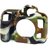 Image of easyCover Case for Nikon D500 Camera, Camouflage