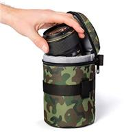 "easyCover 85x130mm (3.46x5.11"") Case for Camera Lenses, Camouflage"