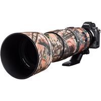 Image of easyCover Lens Oak Neoprene Cover for Nikon 200-500mm f/5.6 VR Lens, Forest Camouflage