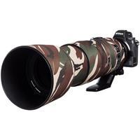 Image of easyCover Lens Oak Neoprene Cover for Nikon 200-500mm f/5.6 VR Lens, Brown Camouflage