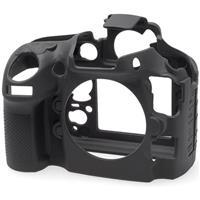Image of easyCover EA-ECND800B Silicon Case for Nikon D800/D800E Cameras, Black