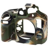 Image of easyCover EA-ECND800C Silicon Case for Nikon D800/D800E Cameras, Camo