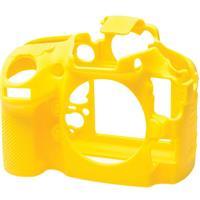 Image of easyCover EA-ECND800Y Silicon Case for Nikon D800/D800E Cameras, Yellow