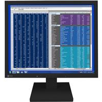 """Image of Eizo FlexScan S1703 17"""" WLED 5:4 Eye Fatigue Reduction Monitor with Built-in Speakers, Black"""
