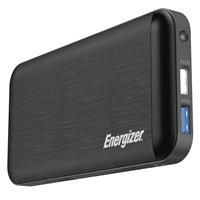 Image of Energizer UE10030MP 10000mAh Fast Charge Portable Power Bank with Power Delivery 3.0 for Smartphone, Tablets, Apple Watch & More, Black