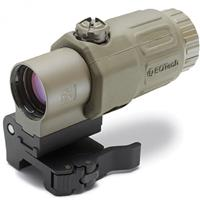 Image of EOTech G33 3x Magnifier with Switch to Side Mount for All Holographic Weapon Sights, Tan