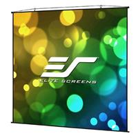 """Elite Screens Yard Master Sport Series 110"""" 4:3 8K/4K UHD 3D Ready 2 in 1 Portable Indoor/Outdoor Projector Screen with Carrying Bag"""