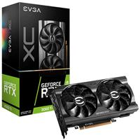 Image of EVGA GeForce RTX 3060 Ti XC Gaming 8GB GDDR6 Graphics Card with Dual-Fan, Metal Backplate