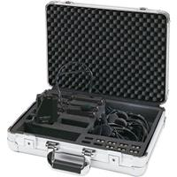 Electro-Voice SMP-C Carrying Case with Custom Foam Inserts for Personal Listening Components
