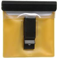 Image of Ewa-Marine Belt Safe, Waterproof Splash Pouch for Pager & Credit Cards, with Handy Belt Clip.