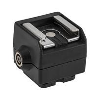 Adorama Camera PC to Hot Shoe Adapter