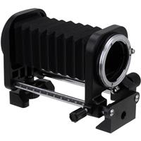 Image of Fotodiox Macro Bellows for Nikon F Mount SLR Camera System for Extreme Close-up Photography