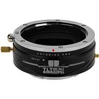 Image of Fotodiox Pro TLT ROKR Tilt/Shift Lens Mount Adapter for Canon EOS EF/EF-S Lenses to Sony Aplha E-mount Cameras