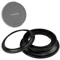 Image of Fotodiox Wonderpana Absolute Core for Nikon 14mm AF NIKKOR f/2.8D ED Lens, Includes 145mm Filter Ring, 130mm & 150mm Ring, 145mm Pinch, Lens Cap