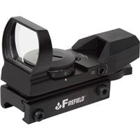 Image of Firefield Multi Red & Green Reflex Sight with 4 Reticle Patterns, 1x Magnification, 33x24mm Objective Lens Diameter, Unlimited Eye Relief, Waterproof