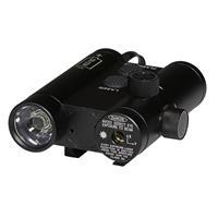 Image of Firefield AR-Laser Light Designator, 5mW Green Laser and 180 Lumen Flashlight, with Picatinny Rail Mount