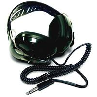 Image of Fisher Research Labs Stereo Deluxe Headphones for All Metal Detectors, 1/4 Inch Plug